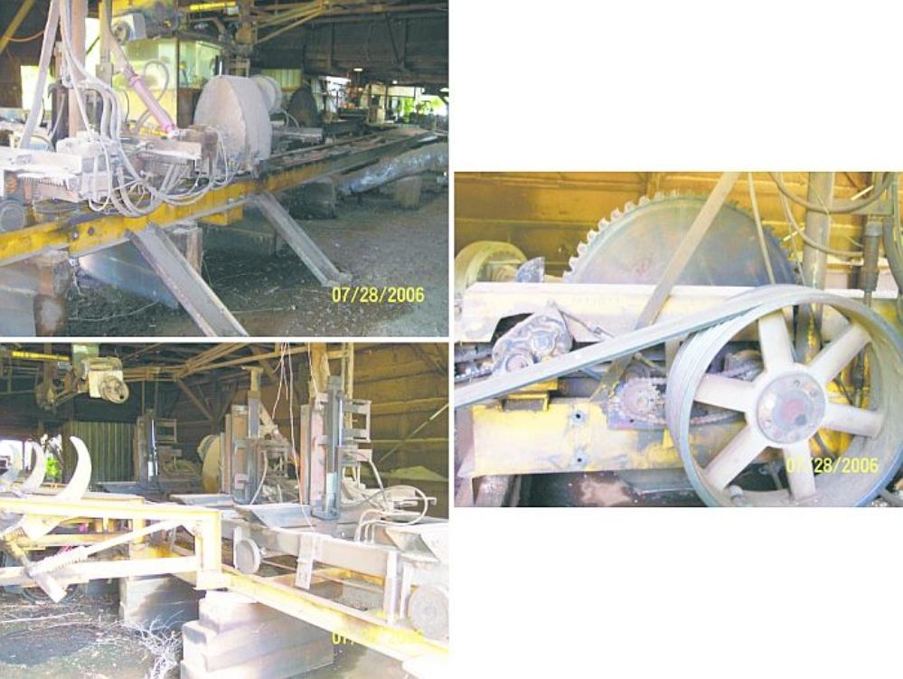 Edmiston Auto. Sawmill*SOLD*. Sawmills for sale. TMS-Sales.com