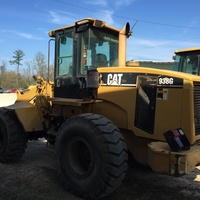 CAT 938G II Wheel Loader