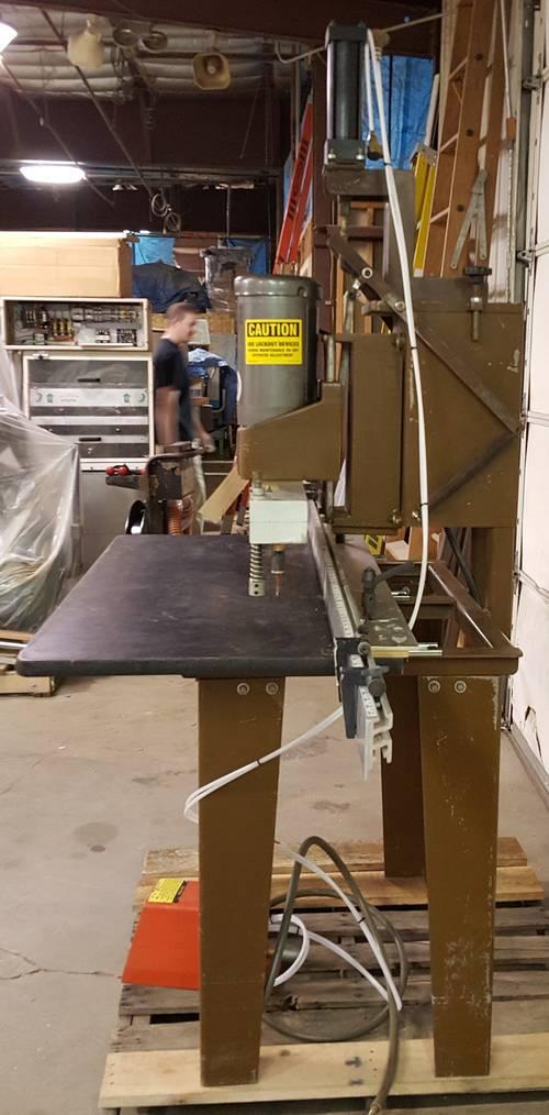 ritter line boring machine for sale