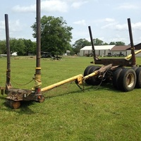 Collapsible Pole Trailer