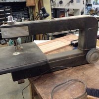 "24"" Craftsman Jig Saw"