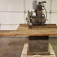 Walker Turner RA1100 Radial Arm Saw