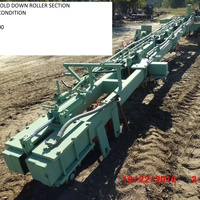 USNR Holddown Roller Section