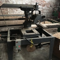 Walker Turner Radial Arm Saw