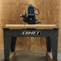 "10"" Delta Radial Arm Saw"