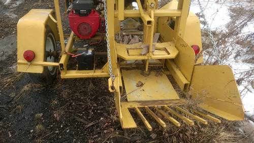chomper wood processor craigslist 3