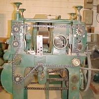 Bell Dowel Machine