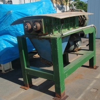 Jacobson Model 2030 Slow Speed High Torque Knife Shredder